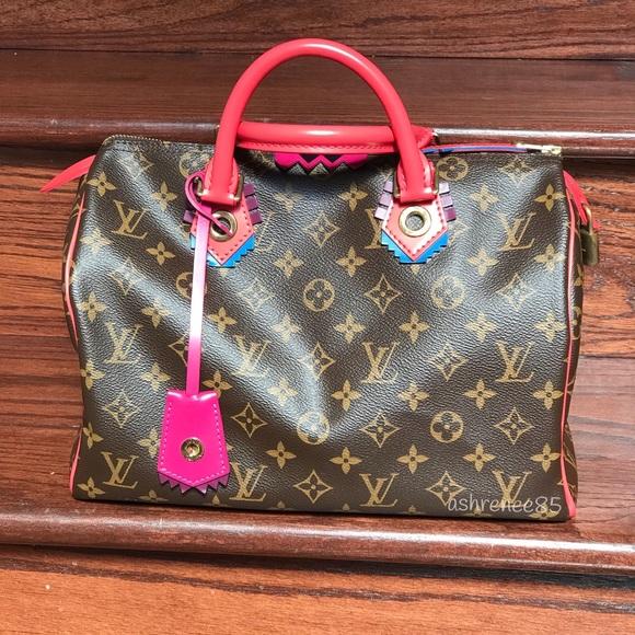 2fc1a9eb20c2 Louis Vuitton Handbags - Louis Vuitton Speedy 30